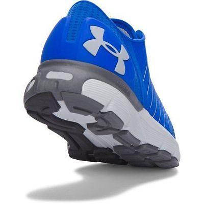 Under Armour 1285653 907 SpeedForm Europa Blue Men/'s Running Shoes