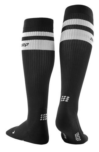 men III CEP 80/'s Tall socks white//green/&yellow