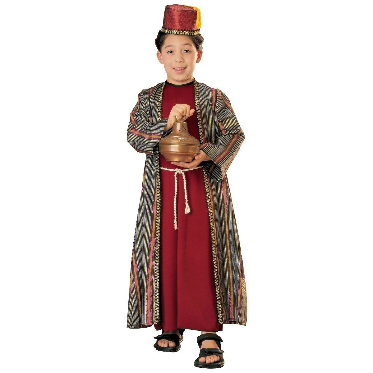 Wise Man Three Kings Kids Costume Gaspar