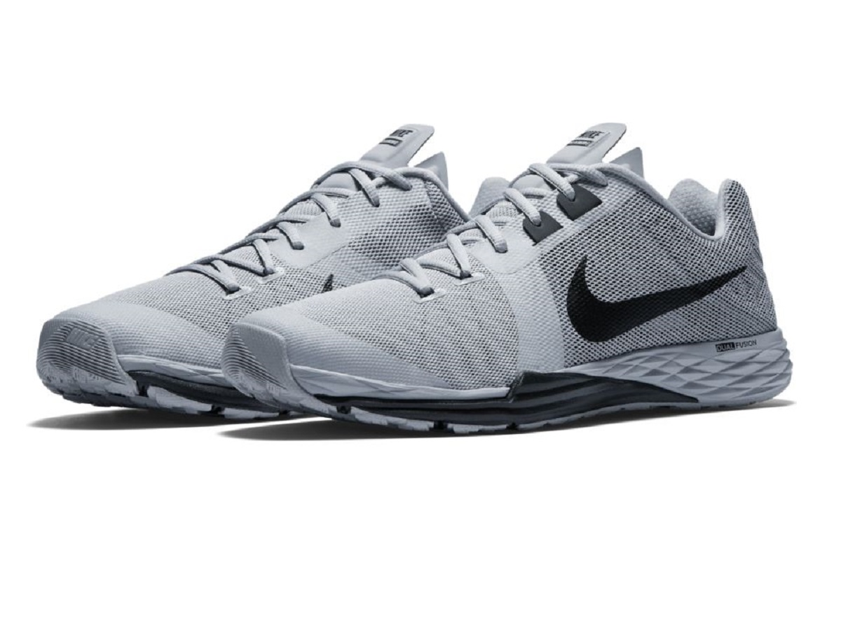 Nike Train Prime Iron DF Athletic Cross Trainer Shoe Wolf Grey