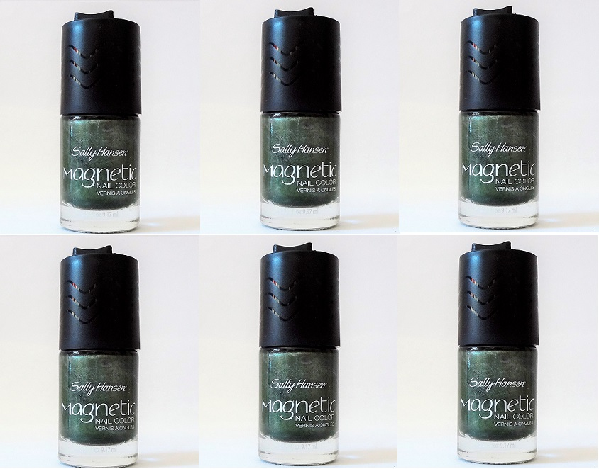 Sally Hansen Magnetic Nail Polish, 907 Electric Emerald CHOOSE YOUR ...