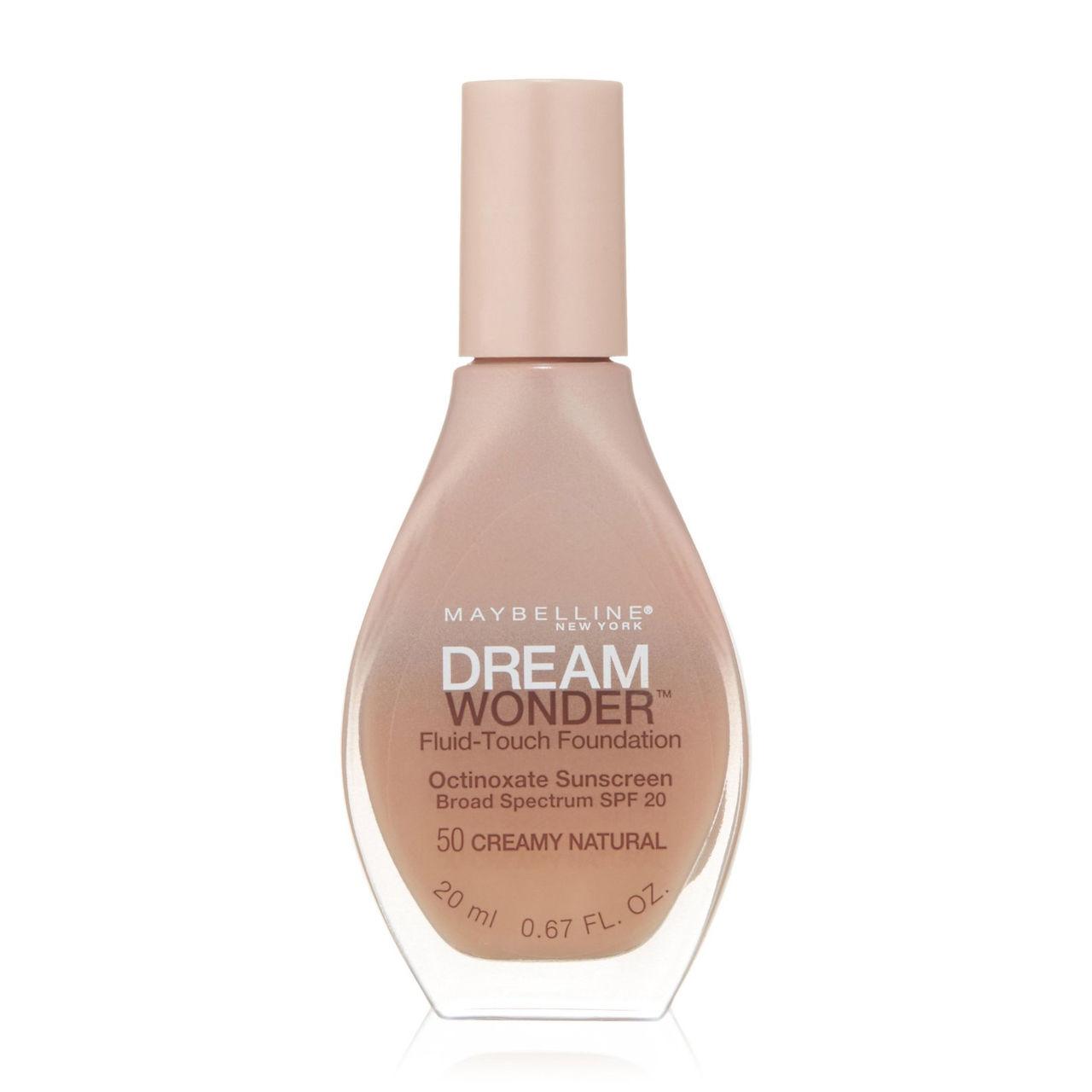 Maybelline Dream Wonder Makeup