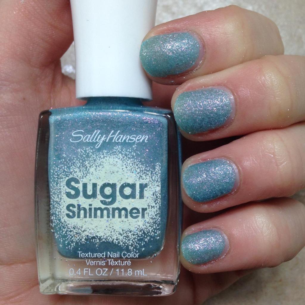 Buy 2 GET 20% OFF Sally Hansen Sugar Shimmer Textured Nail Polish ...