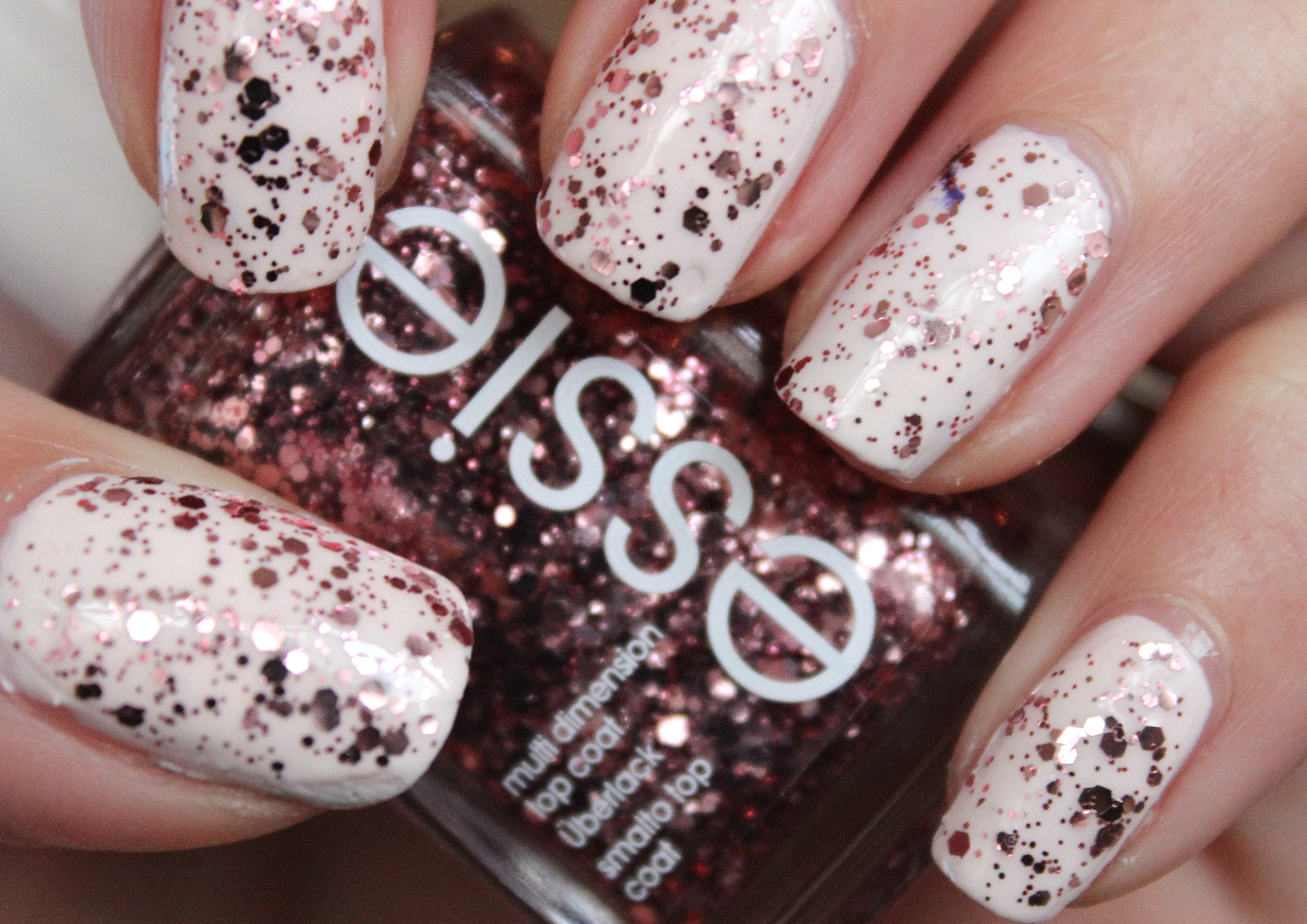 Essie Multi Dimension Luxeffects Top Coat Nail Polish ...
