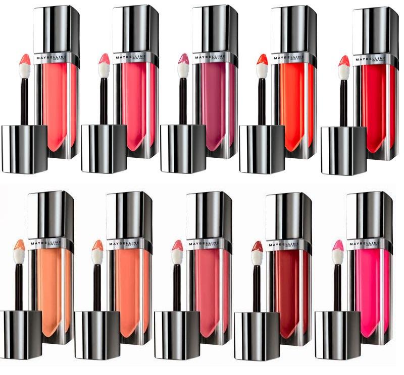 13 Sensational Schemes That Are: Maybelline Color Sensational Color Elixir Lip Color