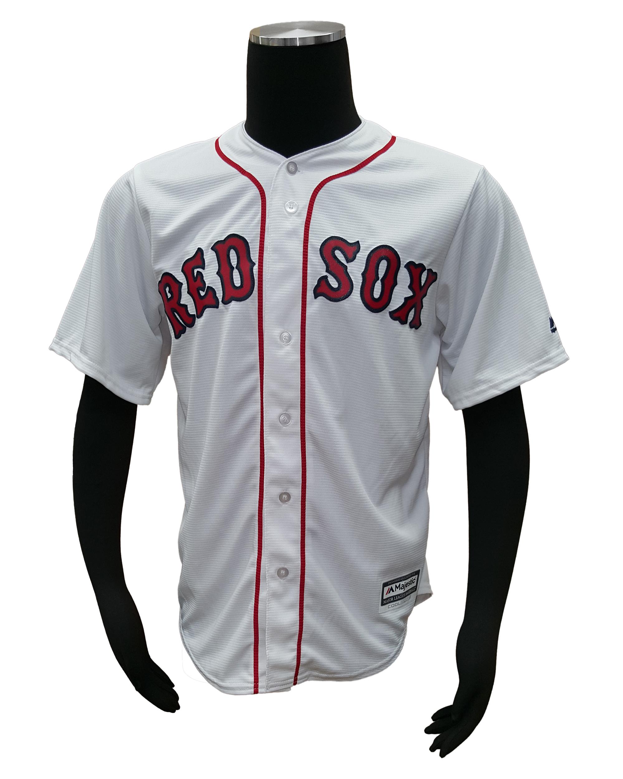 check out 85e5d c75c6 Details about Majestic Men's Replica Alternate Jersey Red Sox Yoenis  Cespedes #52