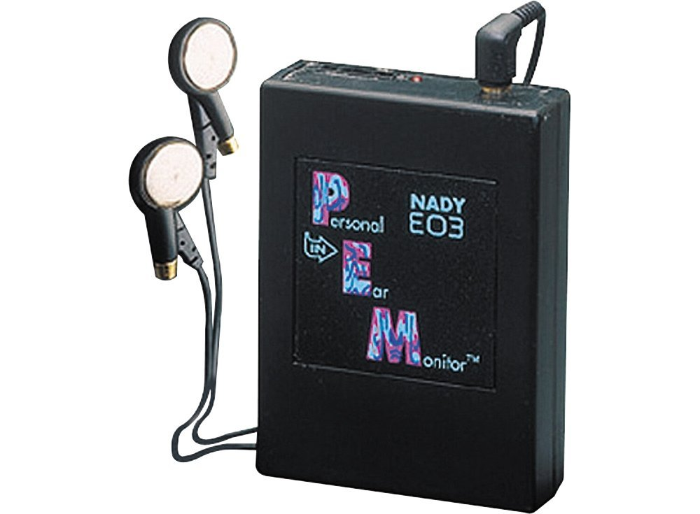 nady wireless receiver for e03 in ear personal monitor system ebay. Black Bedroom Furniture Sets. Home Design Ideas