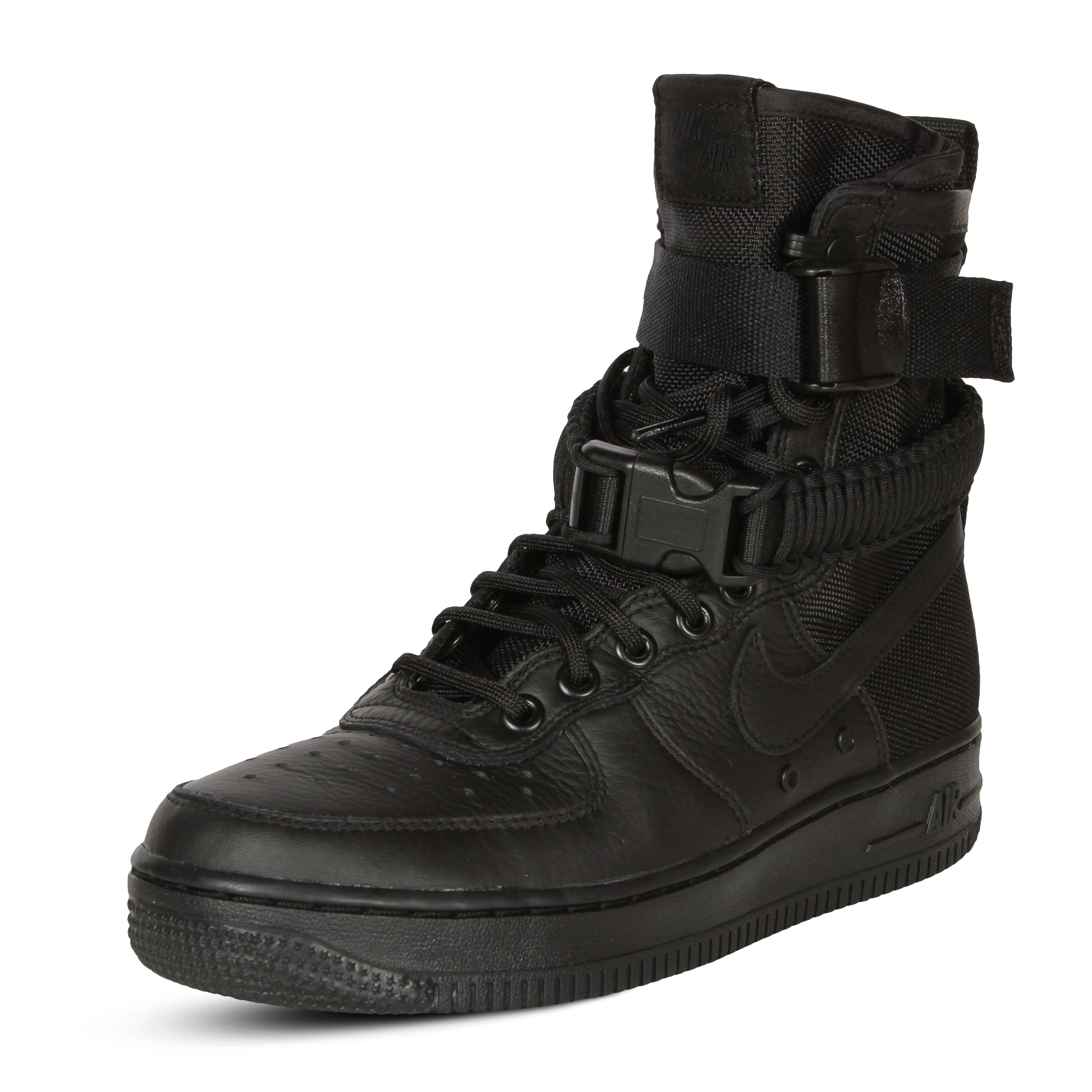 Women's Nike SF Air Force 1 Basketball Shoes 857872-002