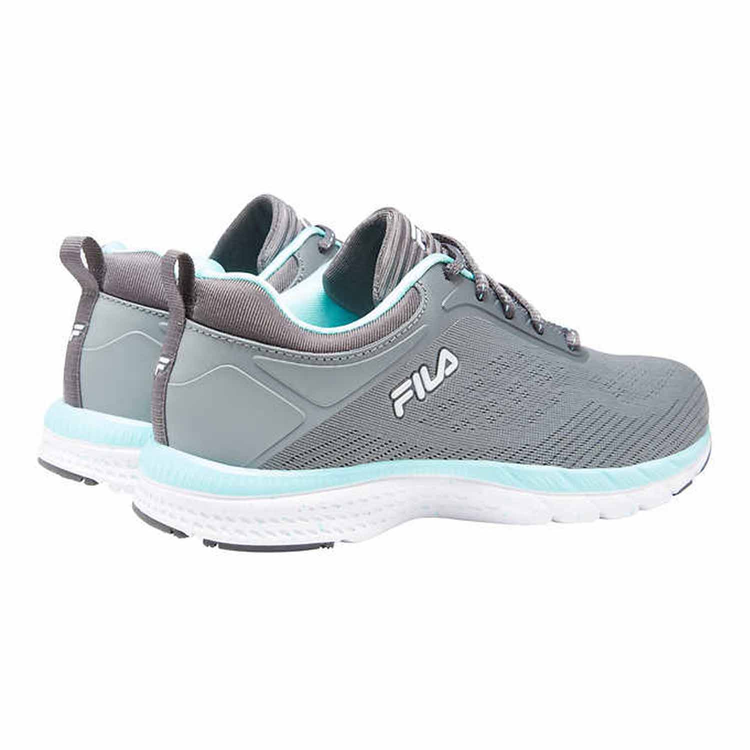 Fila Womens Memory Foam Outreach Athletic Shoe