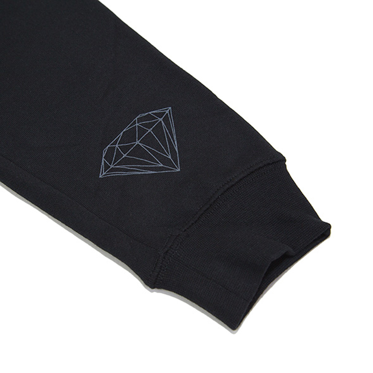 Diamond Supply Co Mens Arch Crew Neck Sweatshirt
