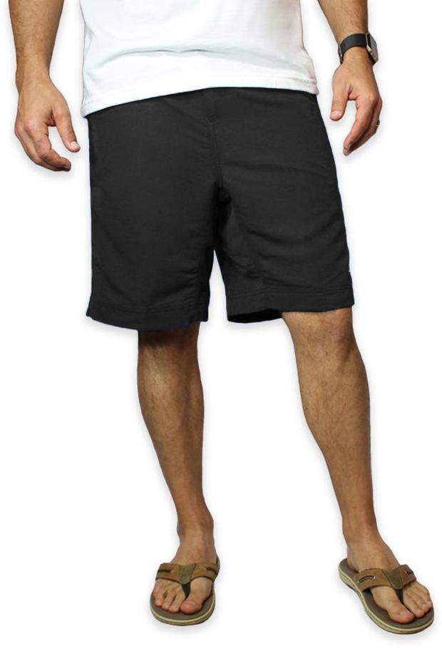 50 UPF /& Large Side Tech Pocket Mojo Mens Up On Step Casual Shorts