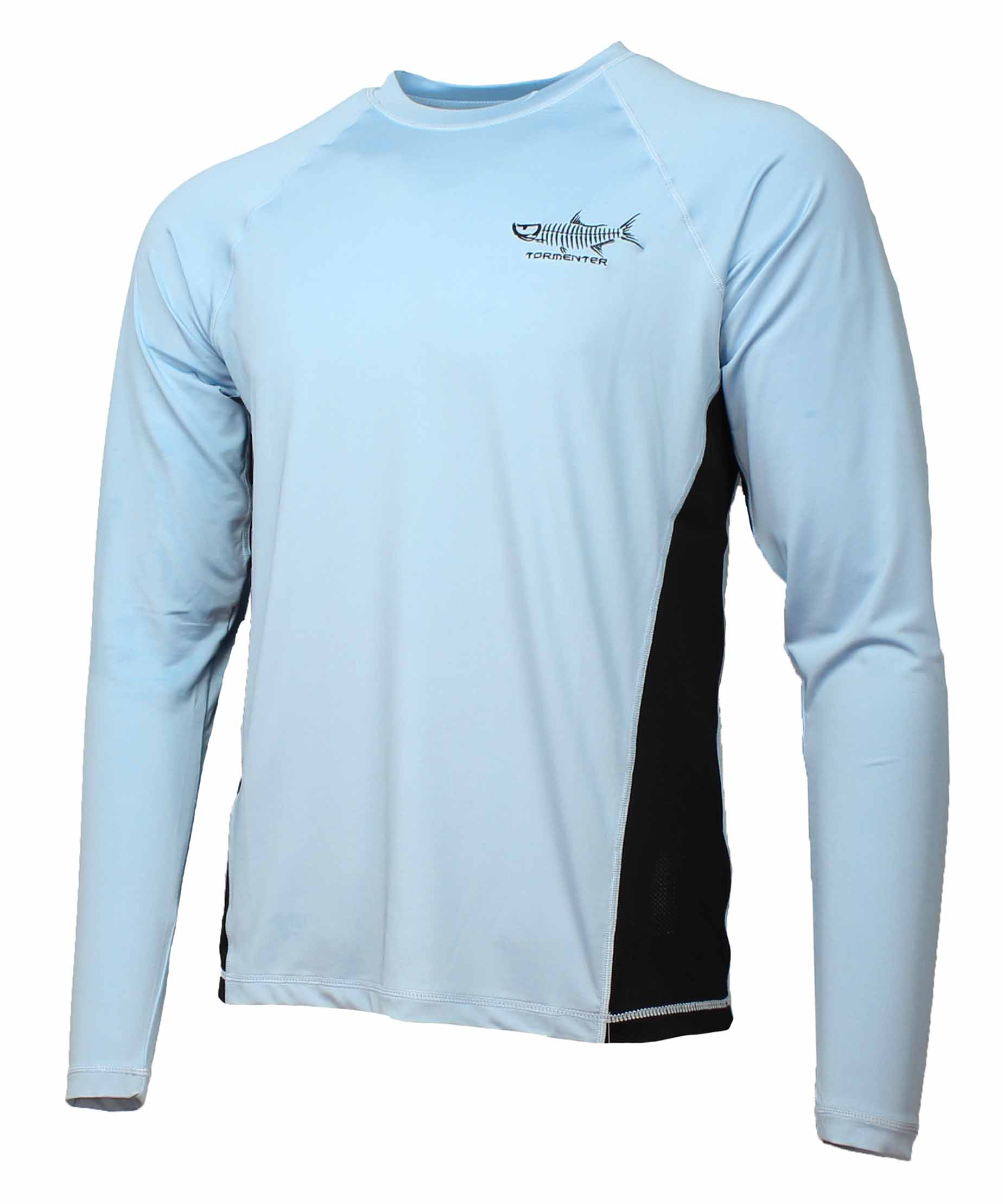 tormenter men 39 s spf 50 long sleeve fishing shirt ebay