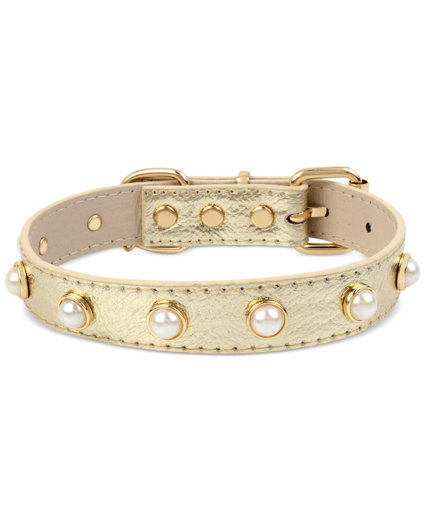 Betsey Johnson Dog Collar