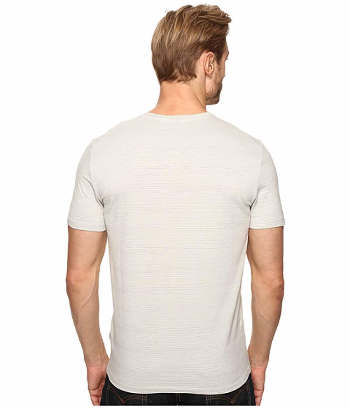 Calvin-Klein-Mens-V-Neck-T-Shirt