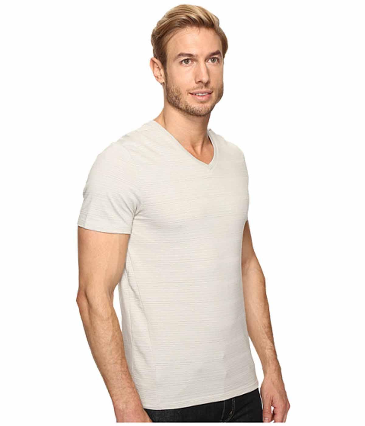 Mens Coral Polo Shirt