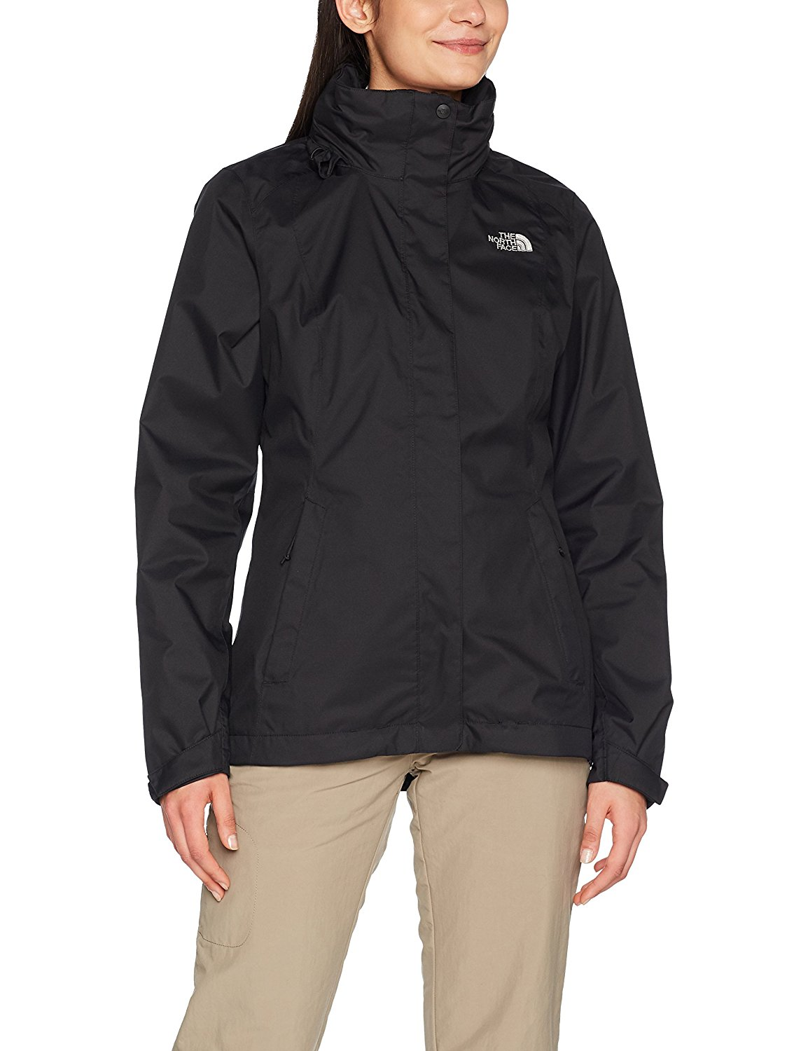 chaqueta the north face triclimate