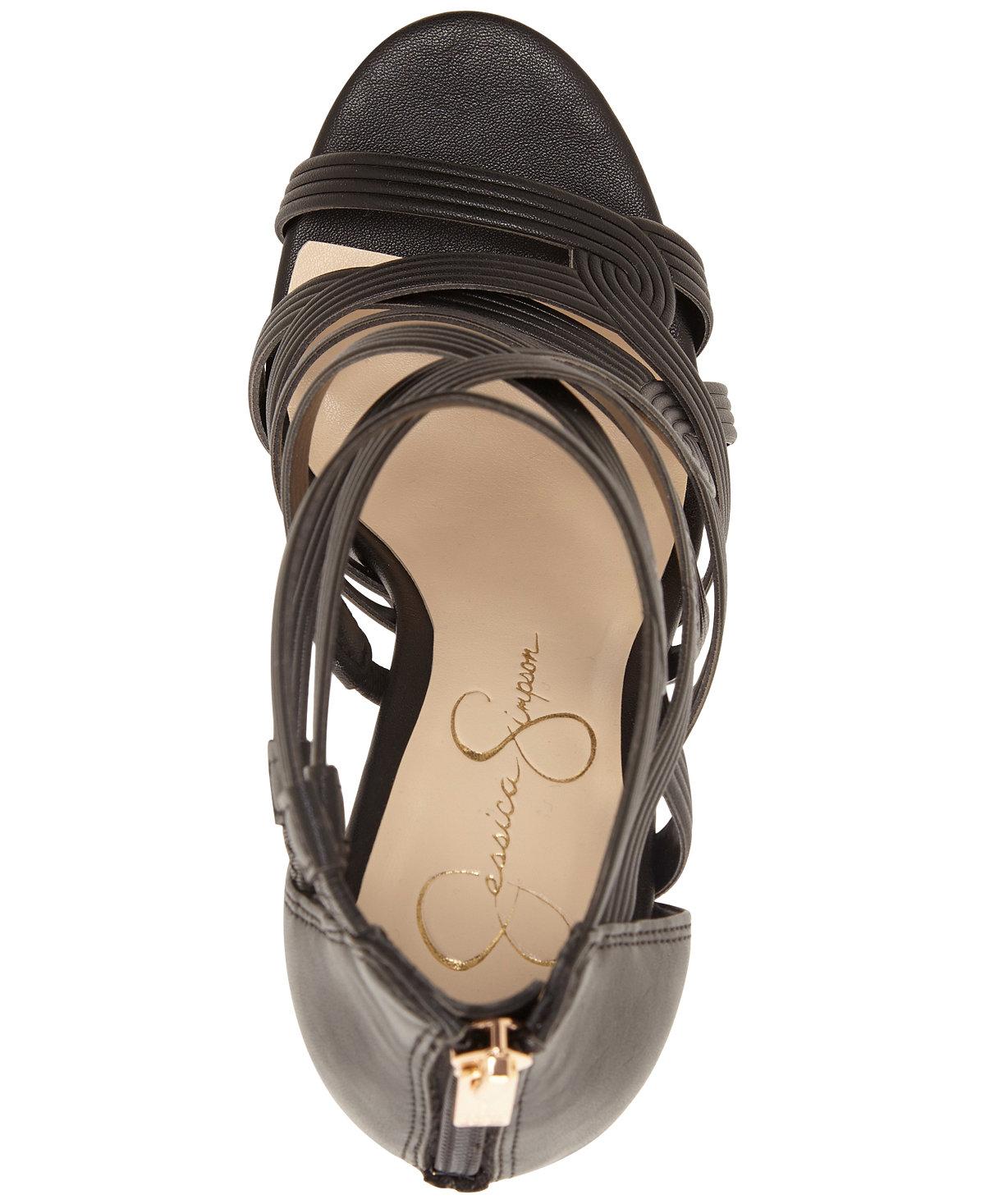 Jessica-Simpson-Womens-Rainah-Strappy-Dress-Heels