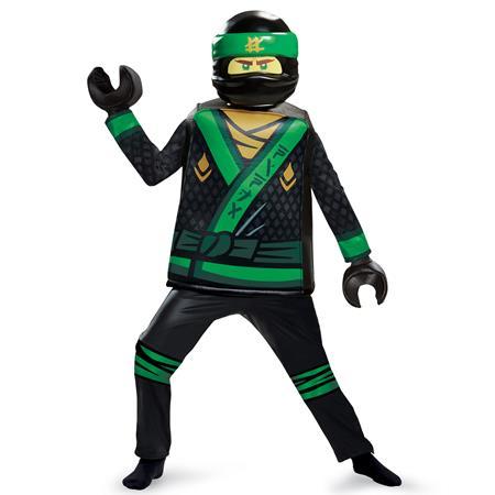 Disguise Lego Ninjago Movie Lloyd Deluxe Child Costume | eBay