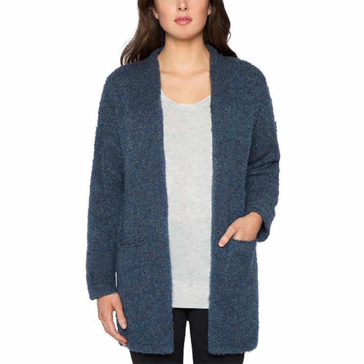 Matty M Women's Oversized Open Front Cardigan Sweater | eBay