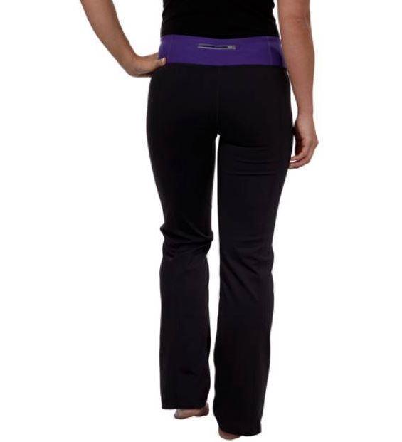 Kirkland Signature Womens Jacquard Active Yoga Pants