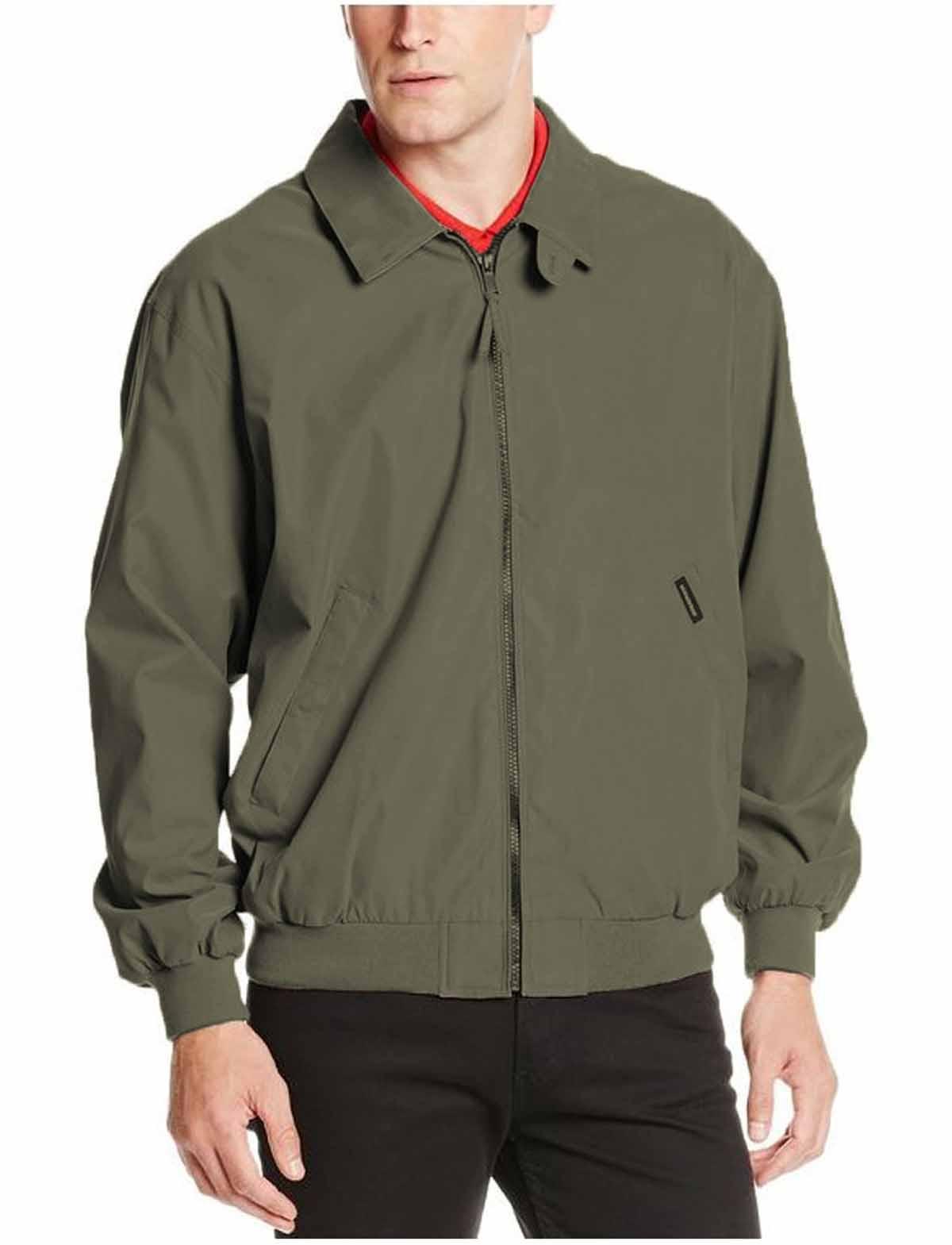 Weatherproof garment company leather jacket