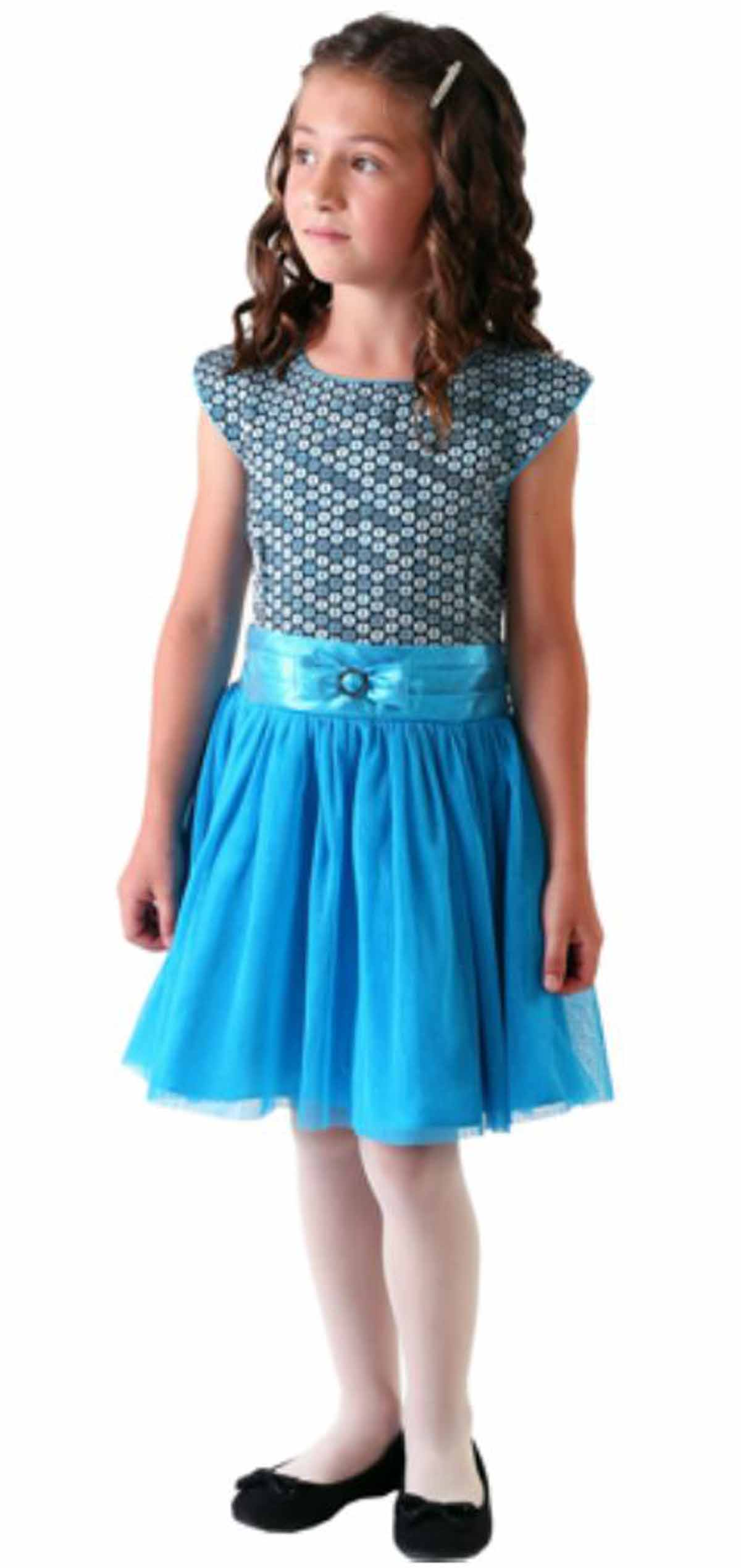 Jona Michelle Girls Special Occasion Holiday Formal Dress ...