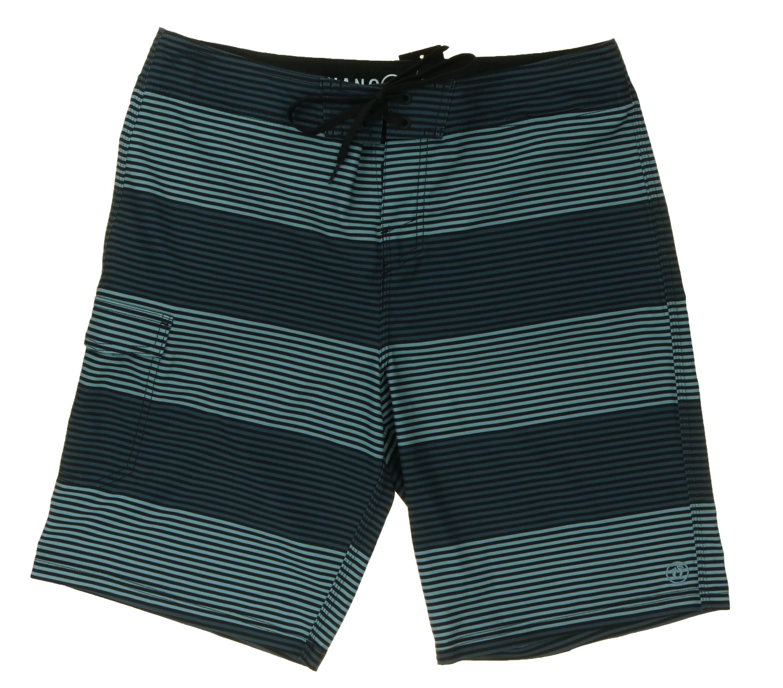 Hang Ten Mens Delmar Swim Board Shorts