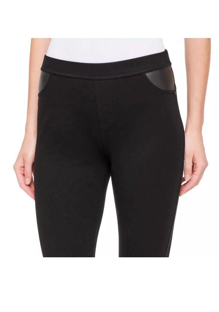 DKNY-Womens-Pull-On-Ponte-Pant