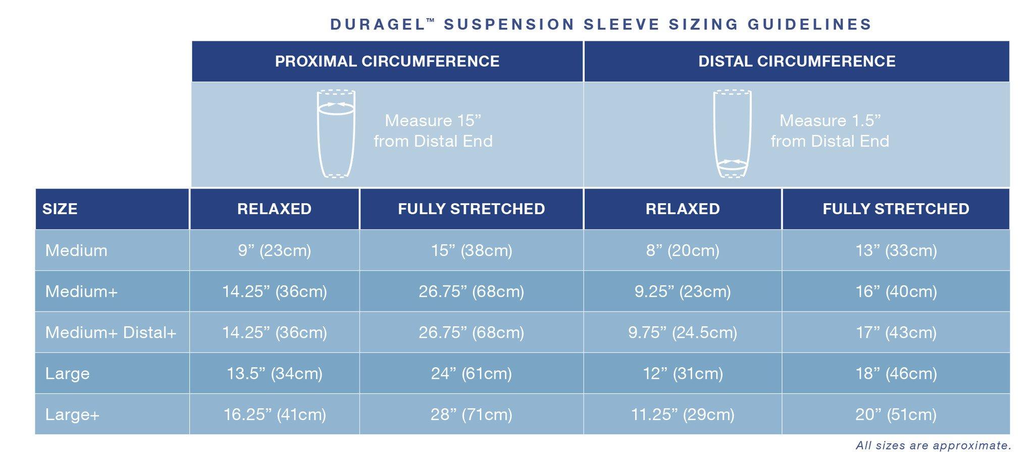 Black Wood 3 mm Gel Silipos DuraGel 18306 Suspension Sleeve