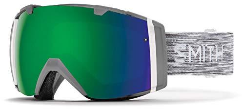 Smith Optics I/o Snow Goggles Chromapop with Extra Lens Included Cloudgrey