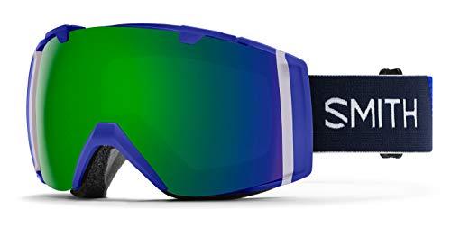 Smith Optics I/o Snow Goggles Chromapop with Extra Lens Included Klein Blue
