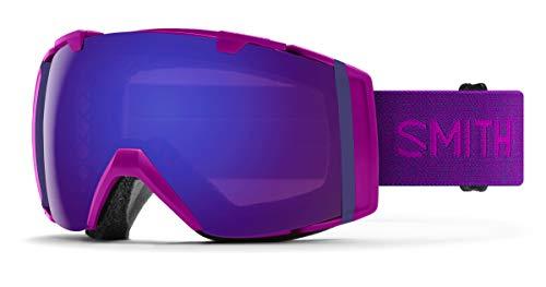 Smith Optics I/o Snow Goggles Chromapop with Extra Lens Included Fuchsia