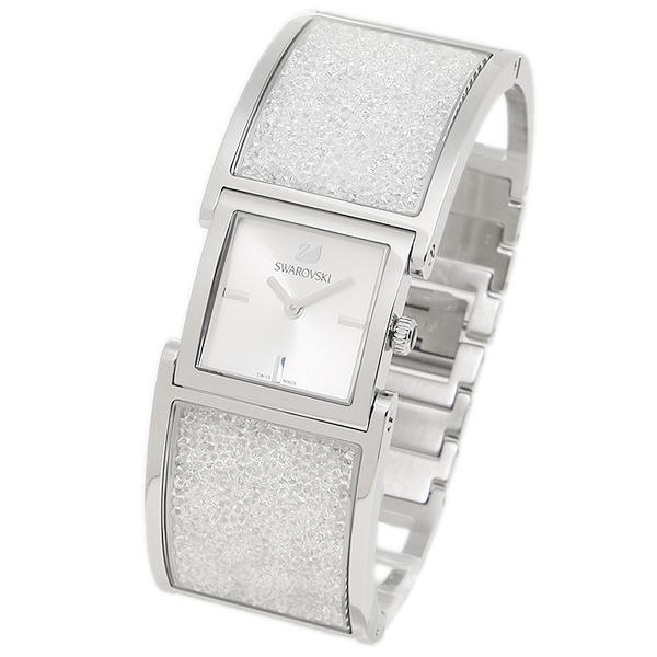 Swarovski Crystal Jewelry Crystalline Bangle Watch Stainless Steel 5027134 New