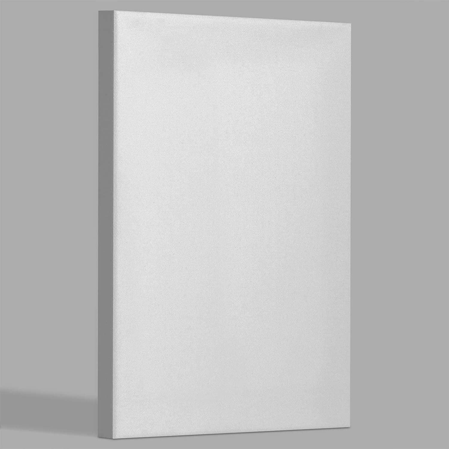 miniature 8 - Americanflat Stretched Canvas in White 100% Cotton Wooden Frames & Acid Free