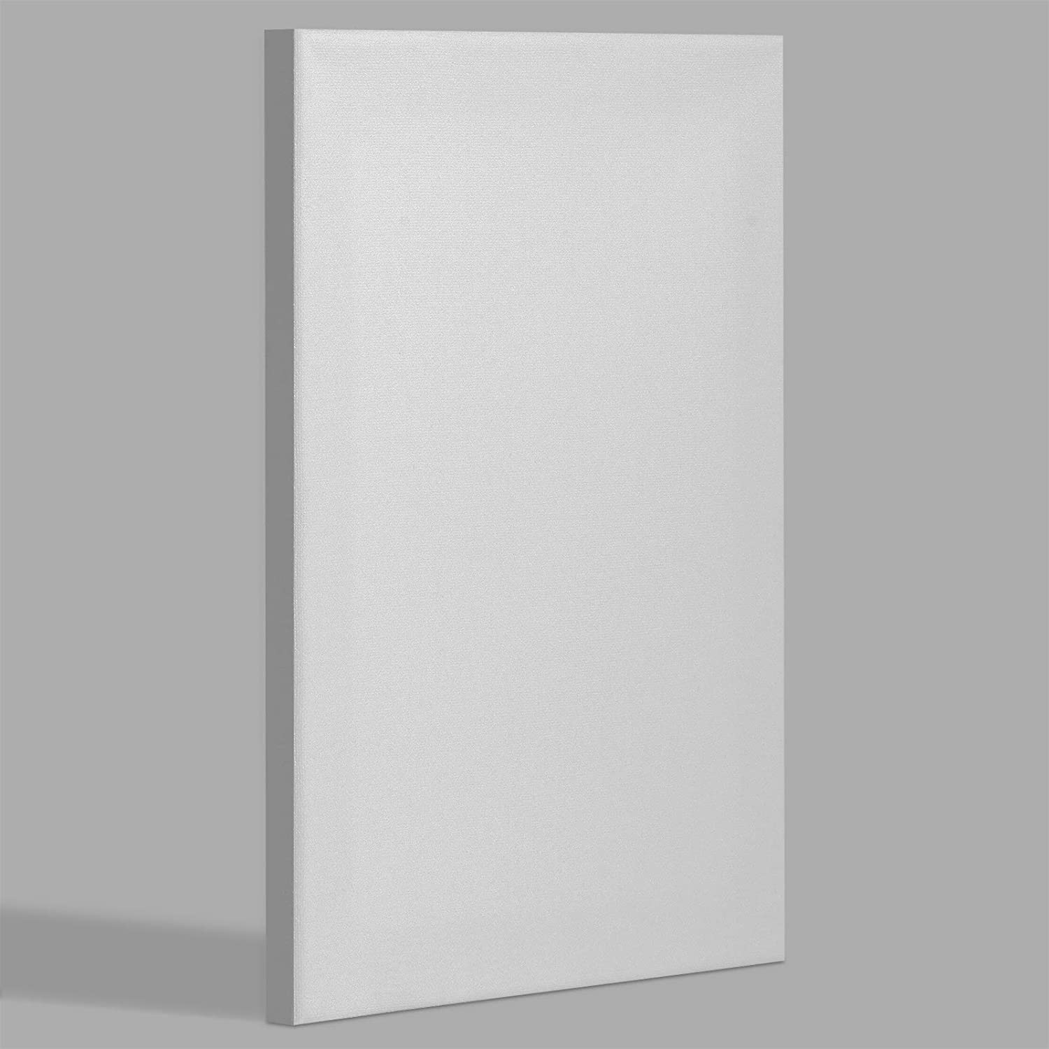miniature 14 - Americanflat Stretched Canvas in White 100% Cotton Wooden Frames & Acid Free