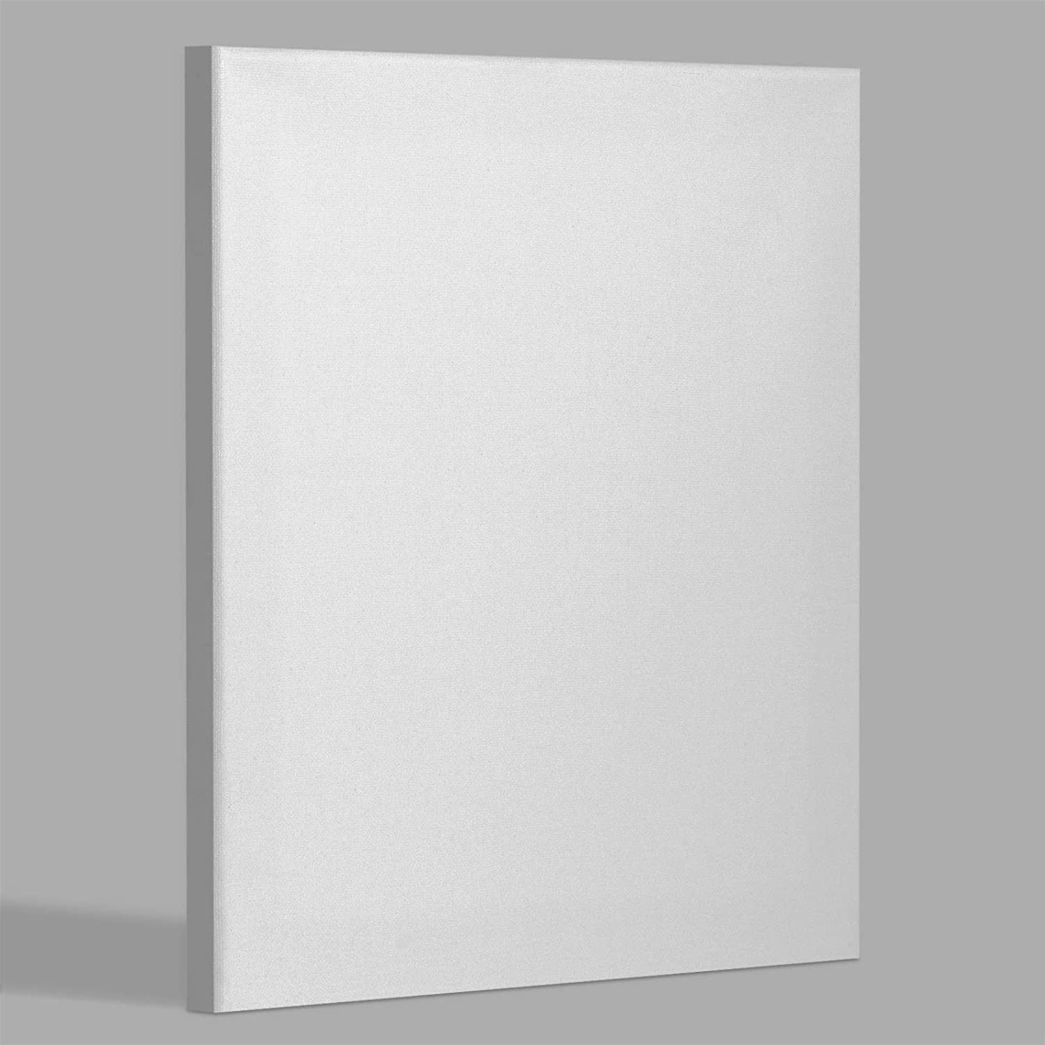miniature 26 - Americanflat Stretched Canvas in White 100% Cotton Wooden Frames & Acid Free