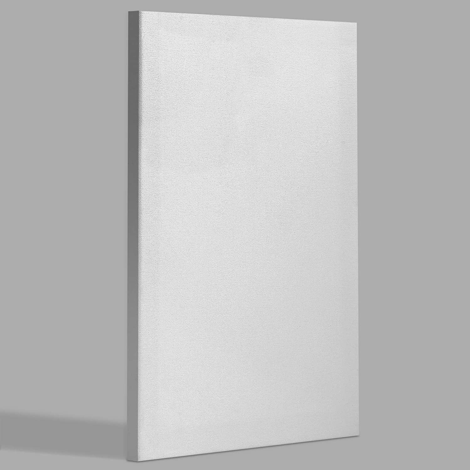 miniature 32 - Americanflat Stretched Canvas in White 100% Cotton Wooden Frames & Acid Free