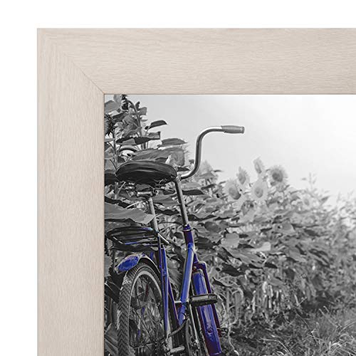 miniature 48 - Americanflat Picture Frame 4x6 5x7 8x10 (2) Pack Rustic Wood Wall or Tabletop