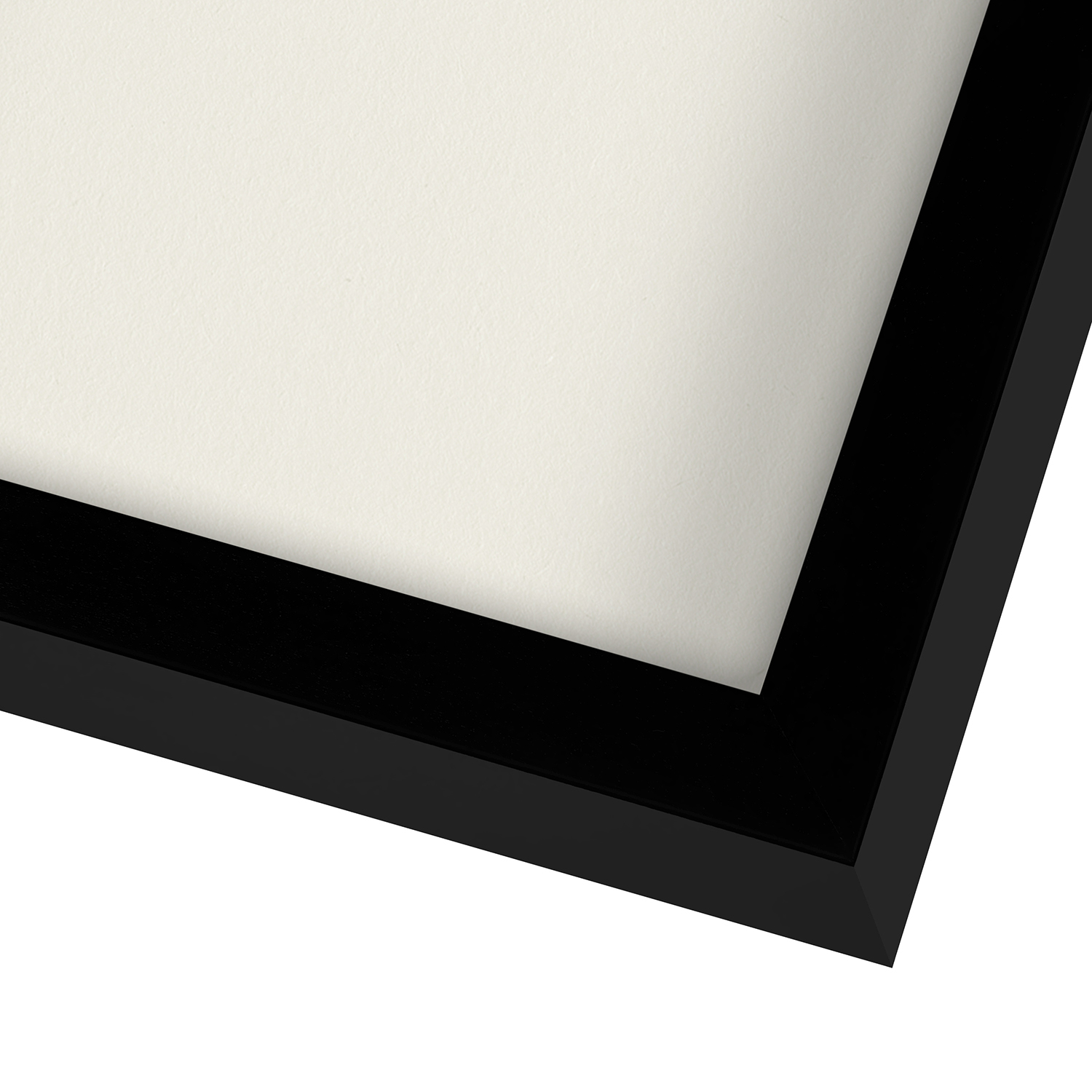 miniature 11 - Americanflat Shadow Box Frame with Soft Linen Back - Variety of Sizes