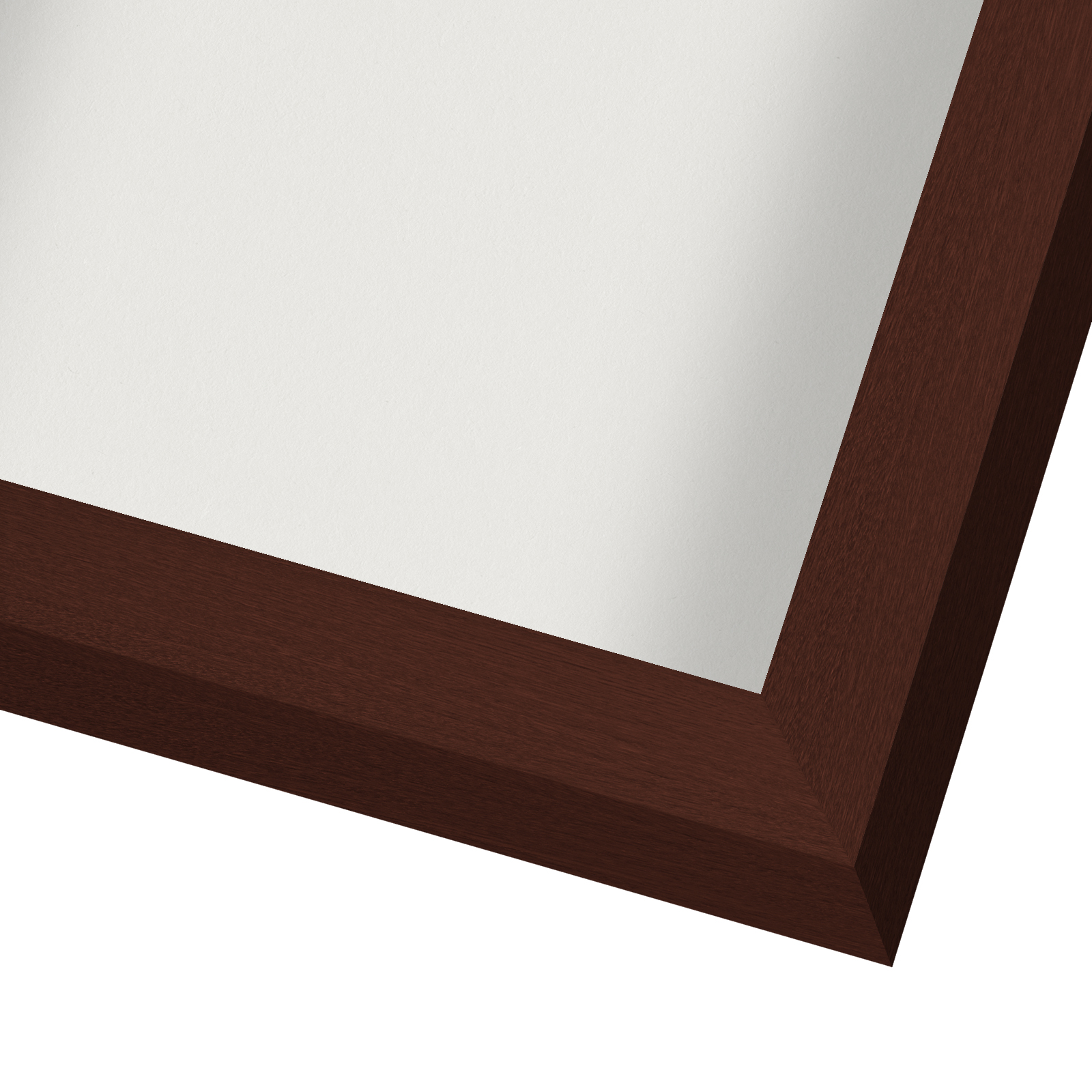 miniature 28 - Americanflat Shadow Box Frame with Soft Linen Back - Variety of Sizes