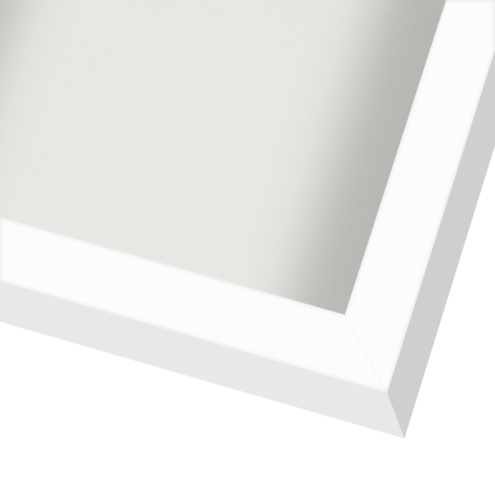 miniature 23 - Americanflat Shadow Box Frame with Soft Linen Back - Variety of Sizes