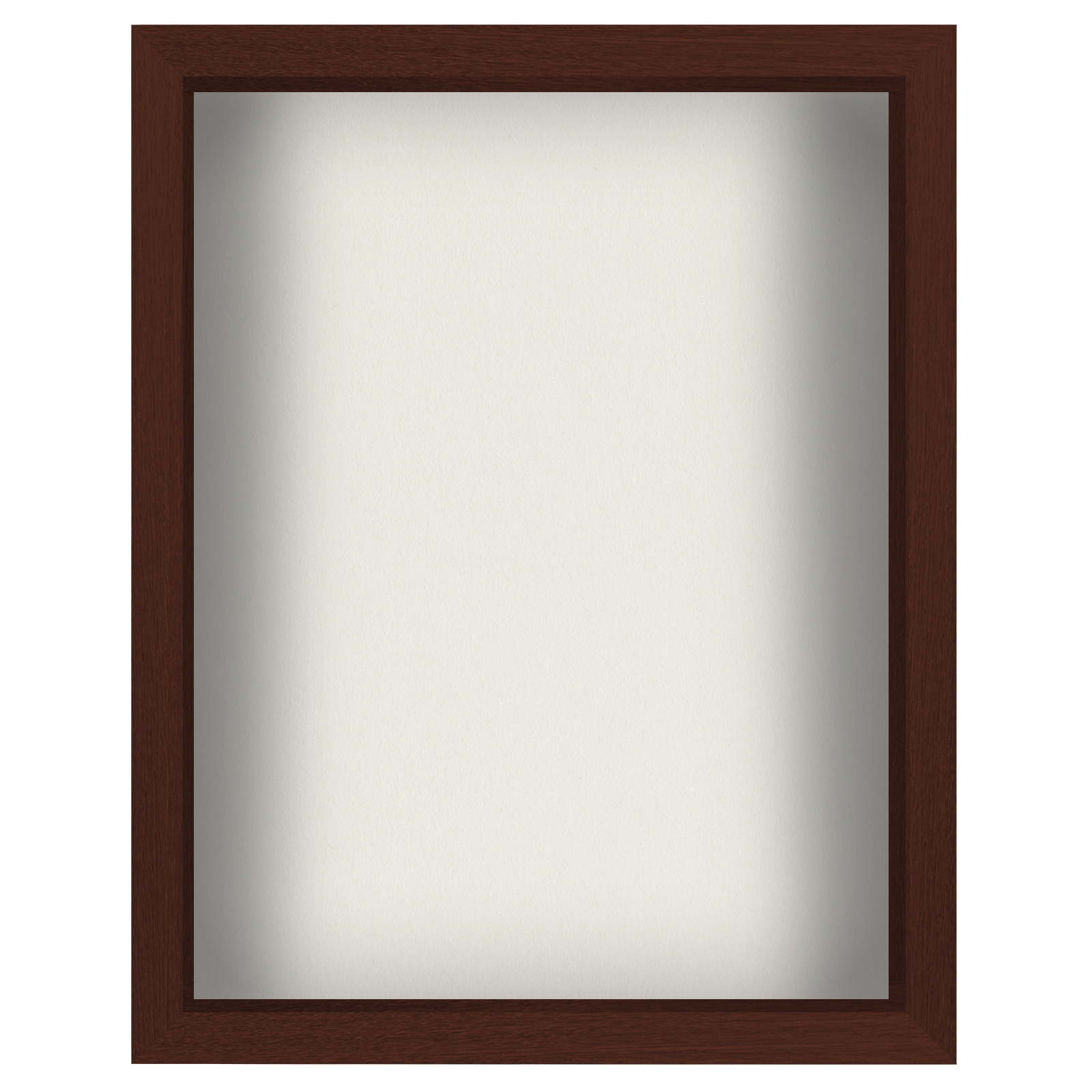 miniature 33 - Americanflat Shadow Box Frame with Soft Linen Back - Variety of Sizes