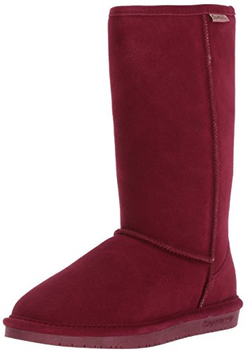BEARPAW Women's Emma Tall Mid Calf Fur Lined Boot color color color Size 3091a4