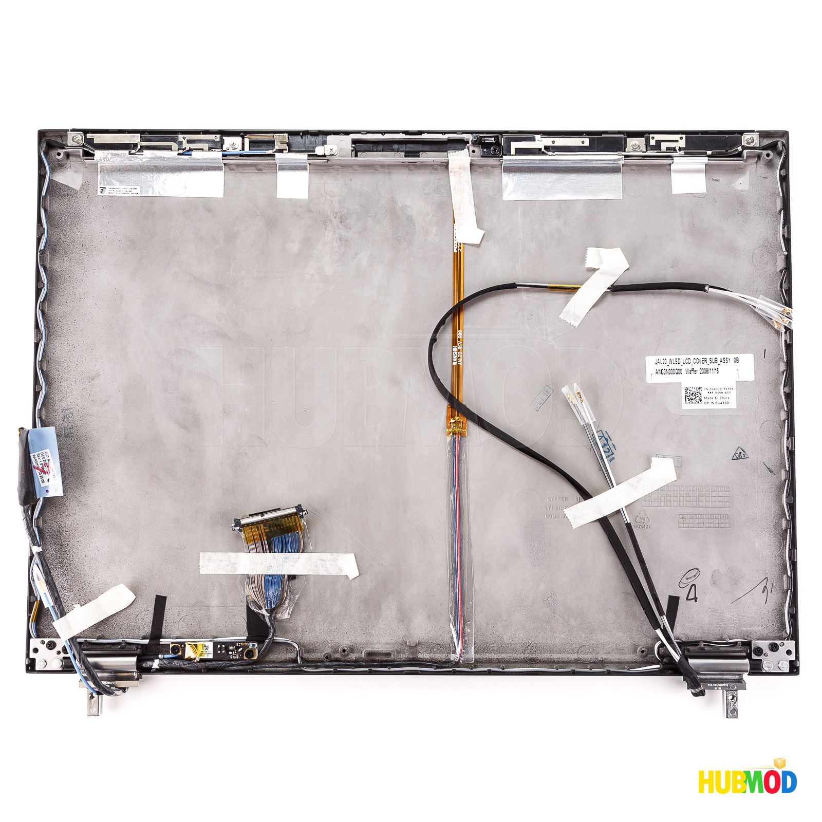 10 Lot New Genuine OEM DELL Latitude E6500 Laptop LCD Rear Cover Lid CCFL W890N