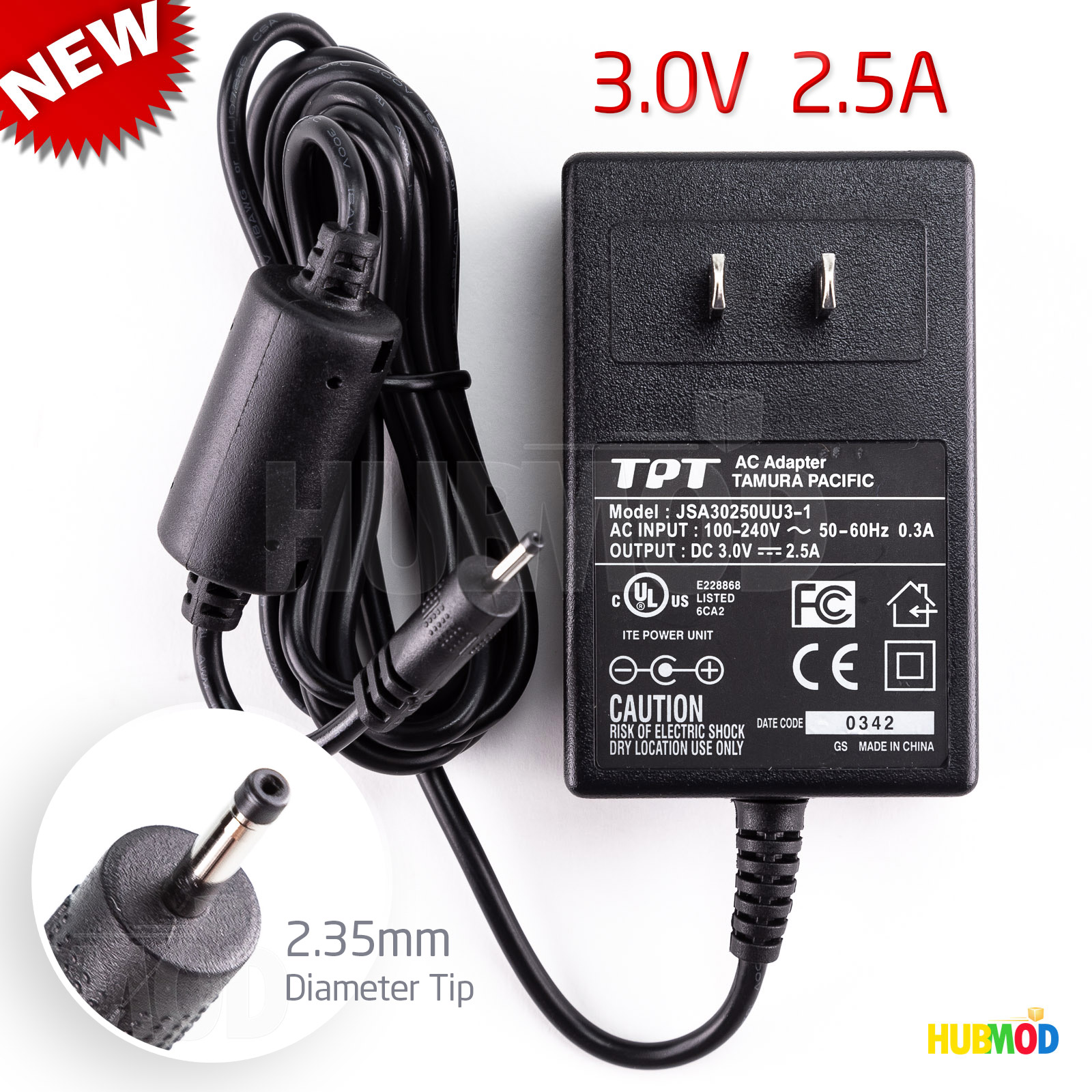 AC ADAPTER POWER SUPPLY Kodak EasyShare md753 MD853 V1003 CHARGER CORD