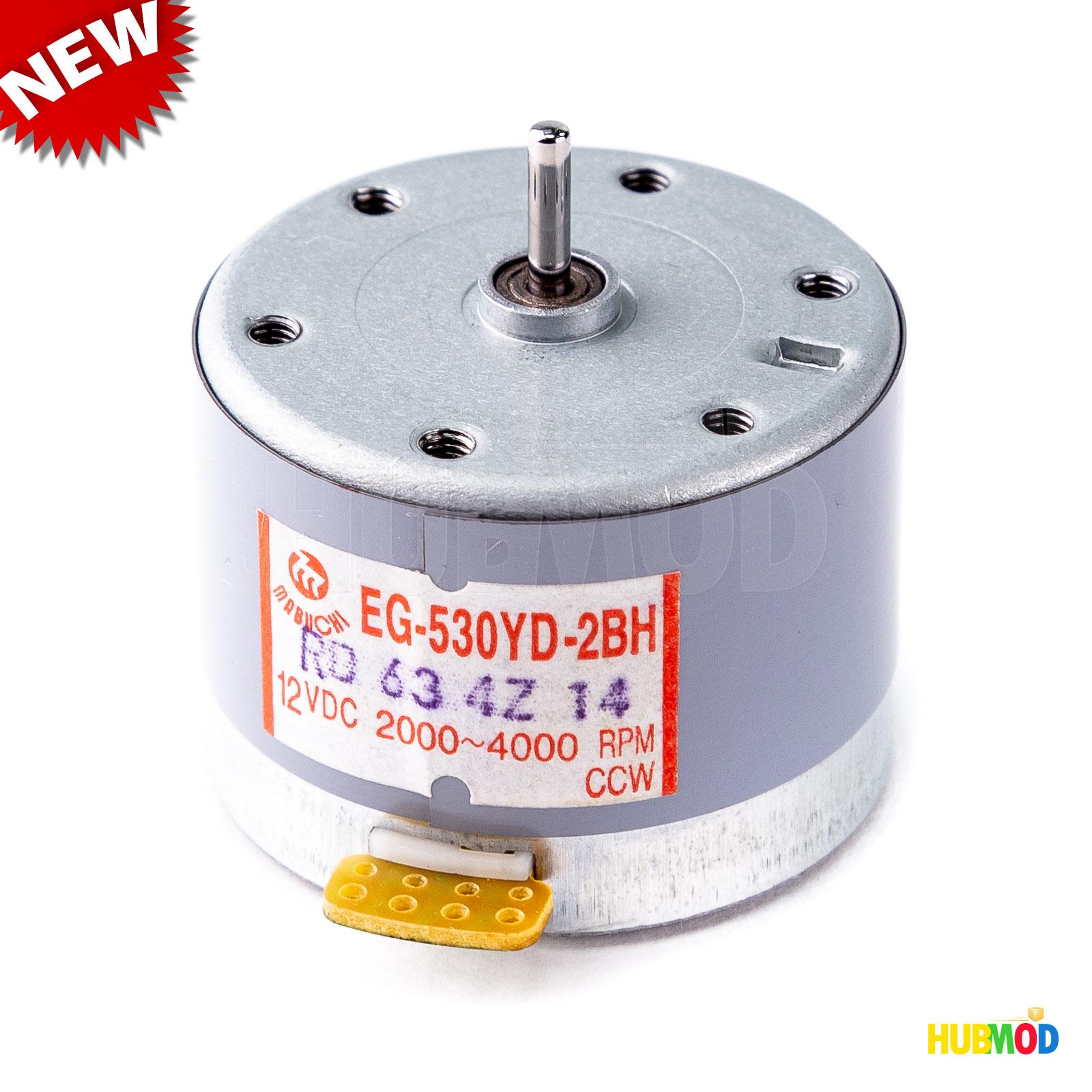 EG-530YD-2B CCW DC Motor Motorino Spindle Motor