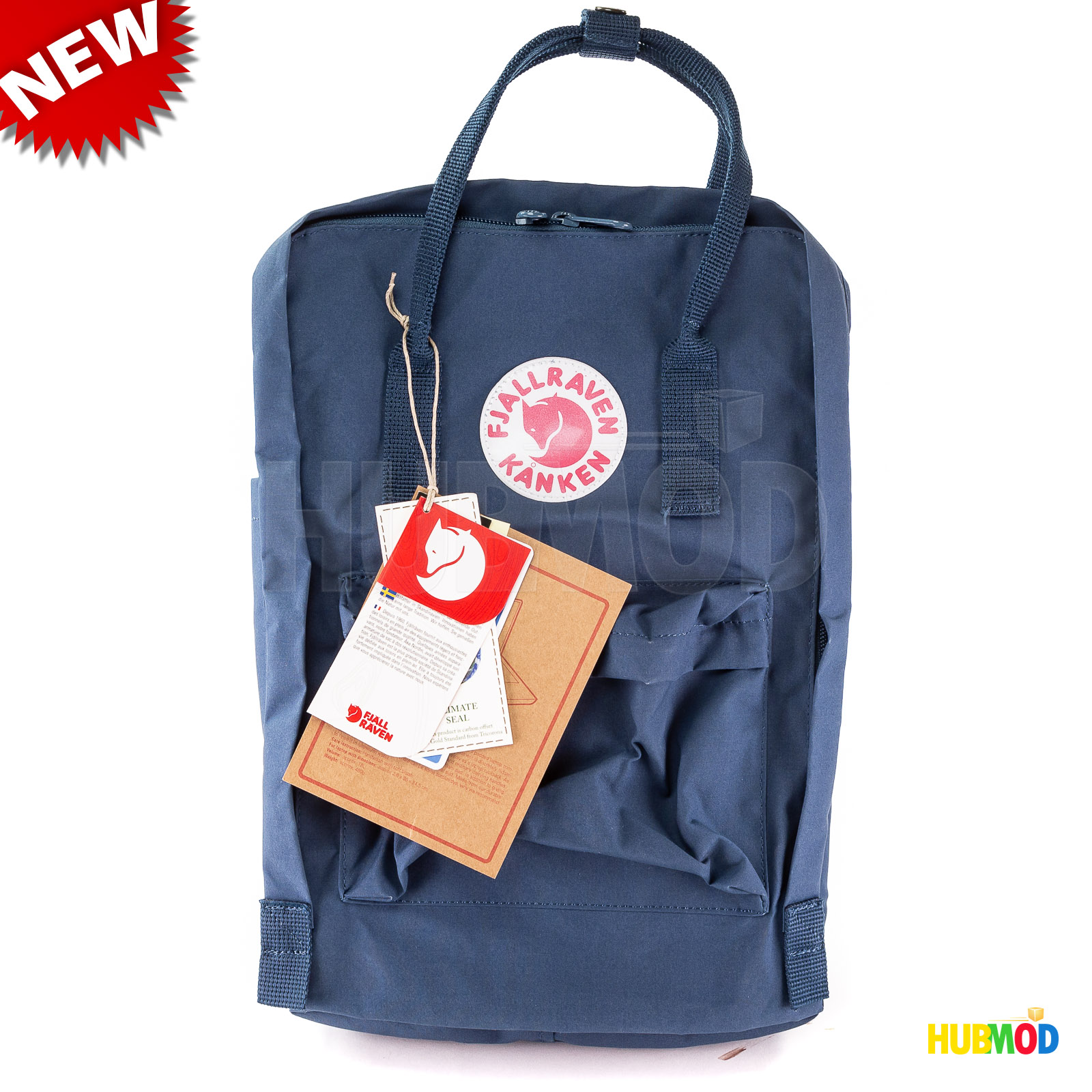 d153c3e8a57 Fjallraven Kanken 15 Laptop Backpack Bag 27172 540 Royal Blue
