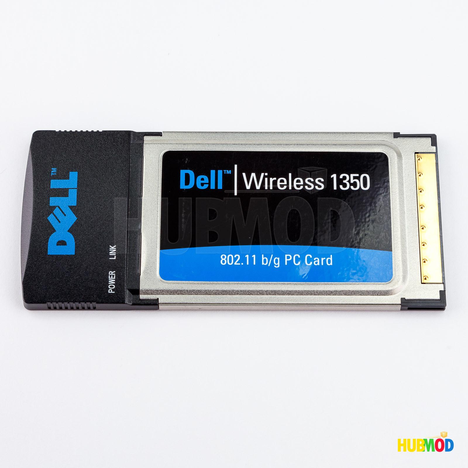 DELL 1350 WLAN MINIPCI CARD WINDOWS 7 DRIVER