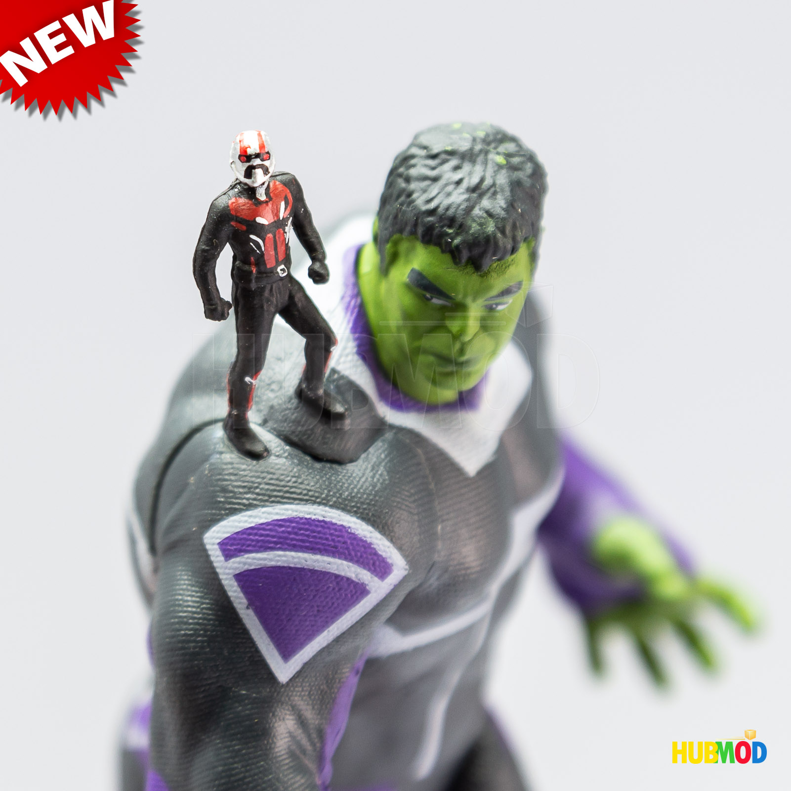 Disney Store ANT-MAN /& THE WASP FIGURINE Cake TOPPER AVENGERS Marvel Toy NEW