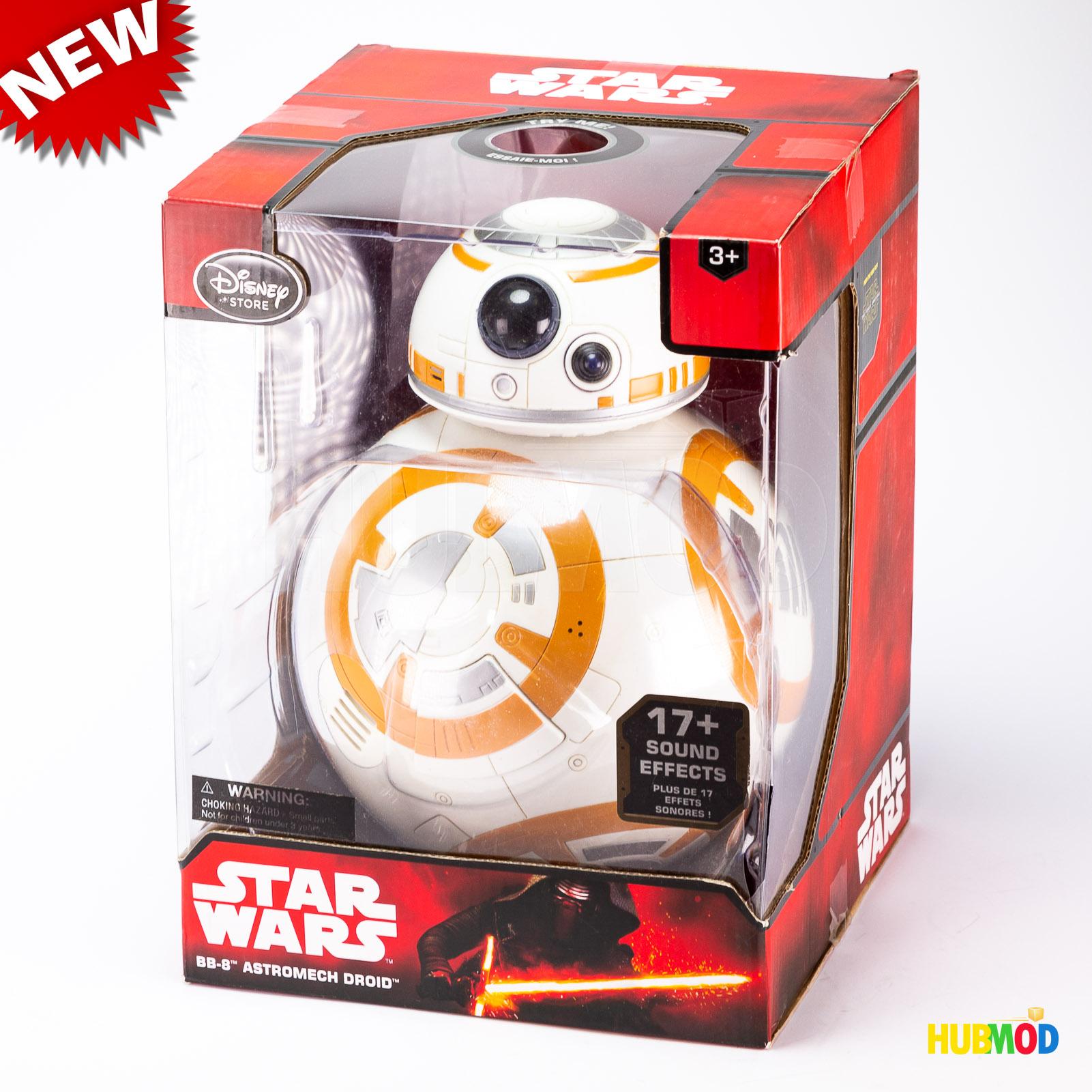 """Disney Star Wars BB-8 Astromech Droid Talking Figure  9.5/"""""""